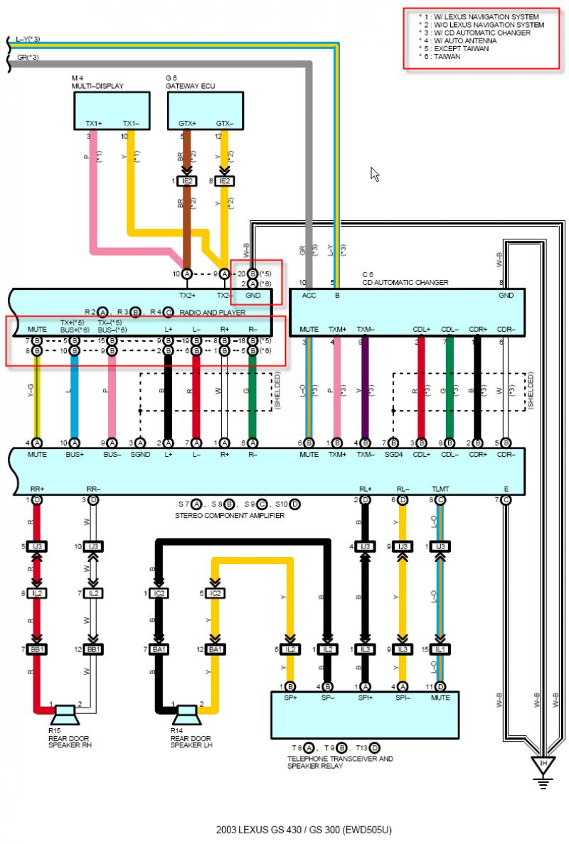 2008 lexus es350 wiring diagram - wiring diagrams site link-blog -  link-blog.geasparquet.it  geas parquet