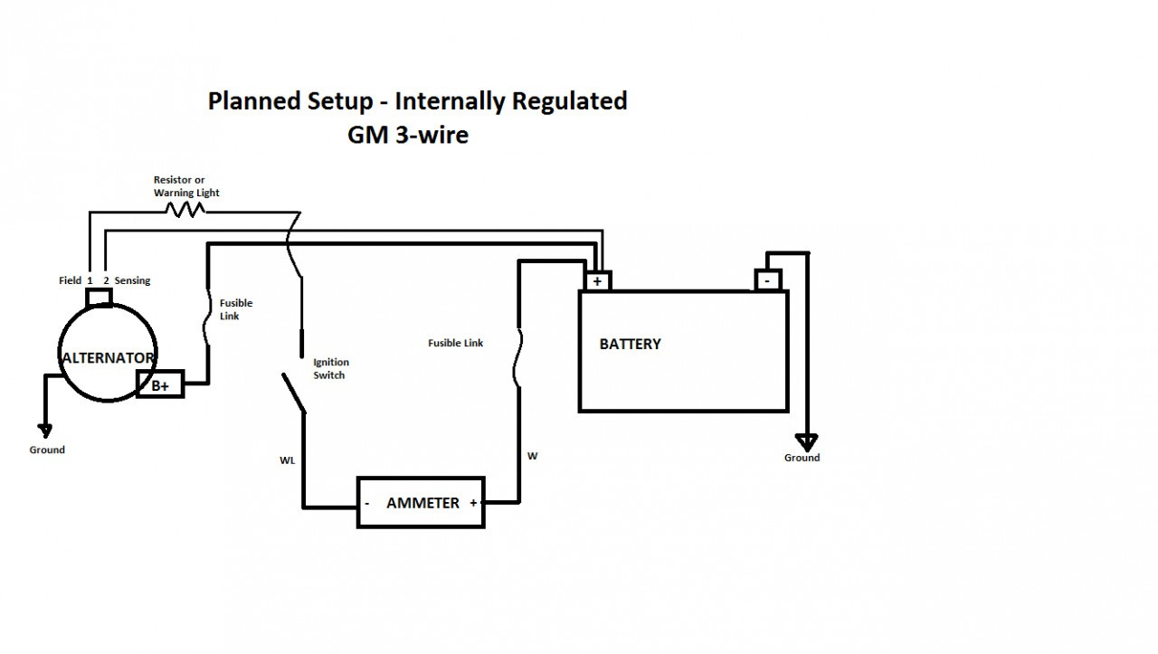 GM_7946] 3 Wire Alternator Wiring Diagram And Resistor Download DiagramVell Gritea Mohammedshrine Librar Wiring 101