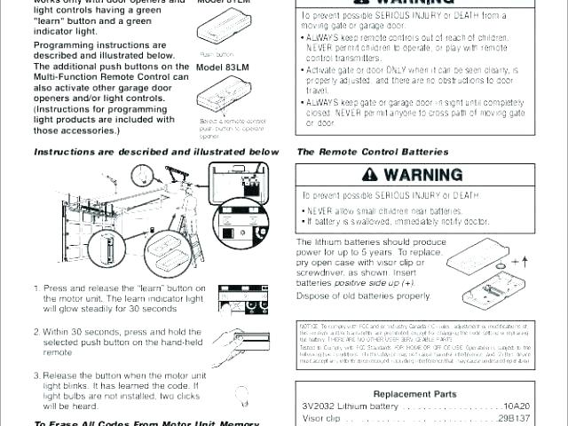 Swell Garage Door Replacement Motor Wiring Diagram For Garage Door Opener Wiring Cloud Rometaidewilluminateatxorg