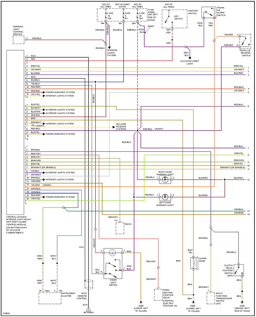 B7 Audi A4 Wiring Diagram - Wiring Diagram Replace good-display -  good-display.miramontiseo.it | Audi B7 Wiring Diagram |  | good-display.miramontiseo.it