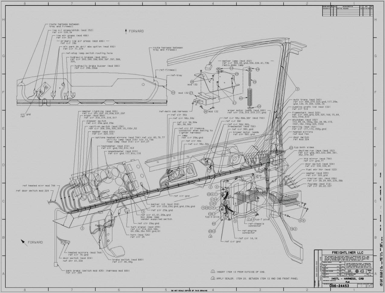 XN_9200] 1996 Freightliner Fld Wiring Diagram Free Diagram