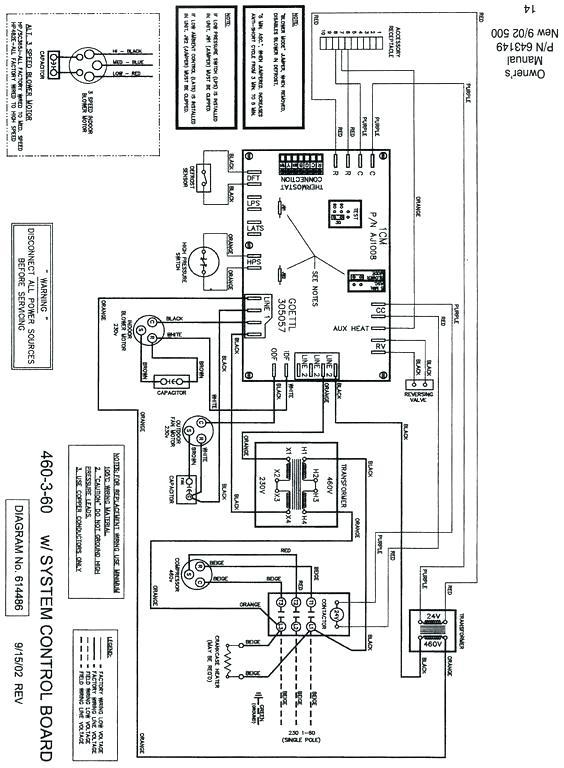 Carrier Rv Ac Wiring Diagram