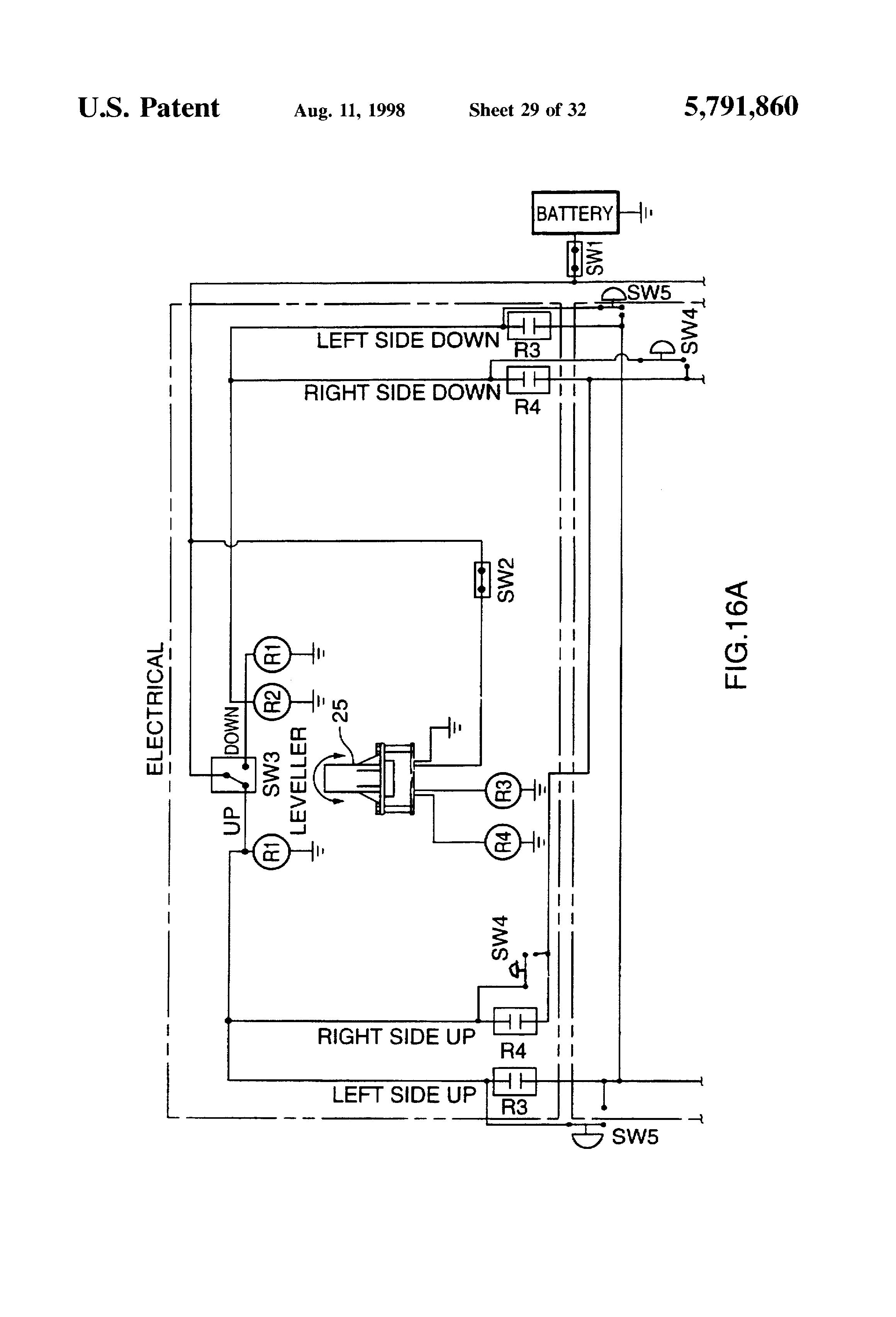 Lift Gate Truck Wiring Diagram Chevrolet Zagato