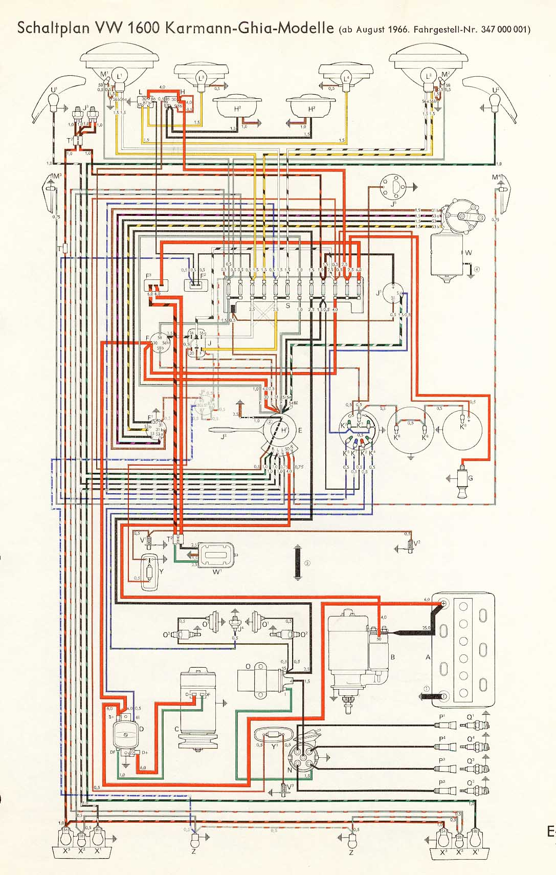 71 Karmann Ghia Wiring Diagram Pioneer Deh 3400 Wiring Diagram Bege Wiring Diagram