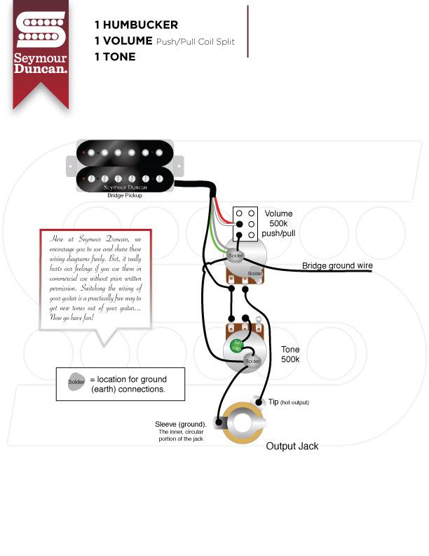 Dr 4024 Guitar Wiring Diagram 1 Humbucker 1 Volume Wiring Diagram