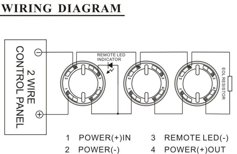Rl 3764 Firex Wiring Diagram
