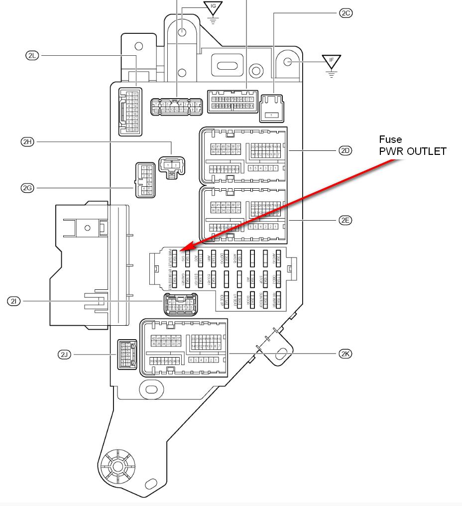 Lexus 470 Lx Fuse Diagram - 2007 Toyota Corolla Fuse Panel Diagram for Wiring  Diagram SchematicsWiring Diagram Schematics