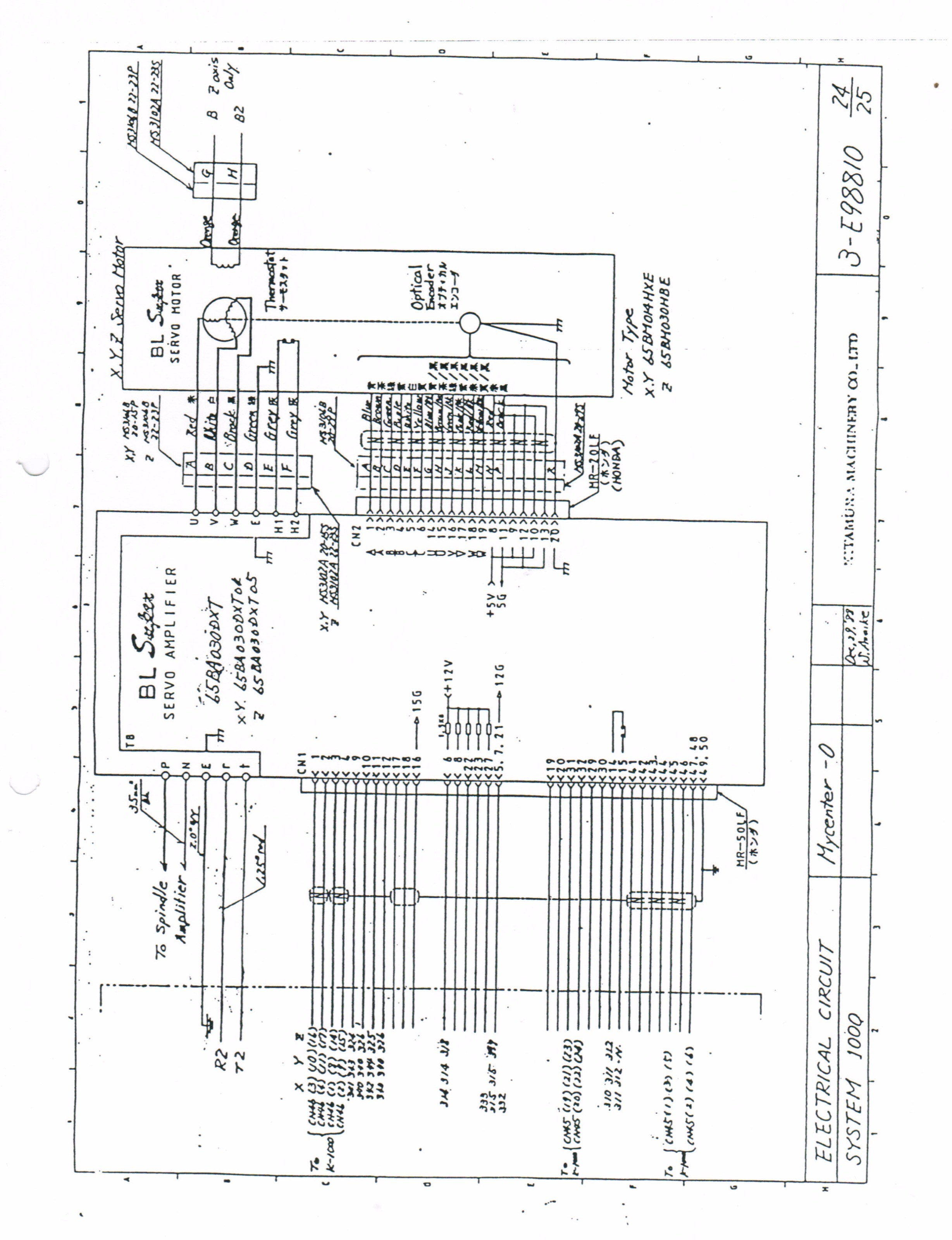 Amazing Mesa 7I77 Cnc Wire Diagram Auto Electrical Wiring Diagram Wiring Cloud Mousmenurrecoveryedborg