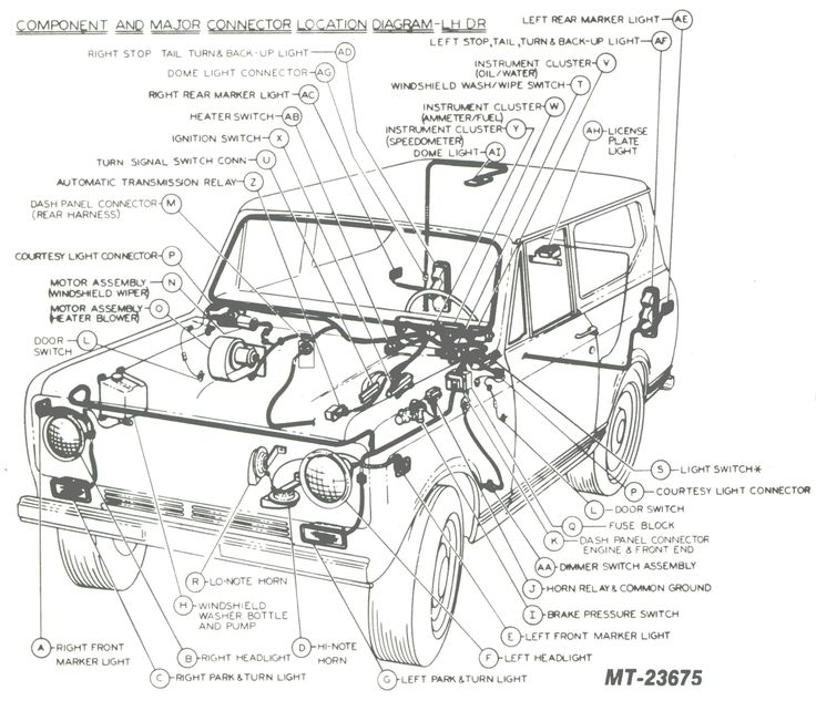 XW_0094] 1965 International Scout Wiring Diagram Schematic WiringWiluq Usly Wida Urga Lopla Mohammedshrine Librar Wiring 101