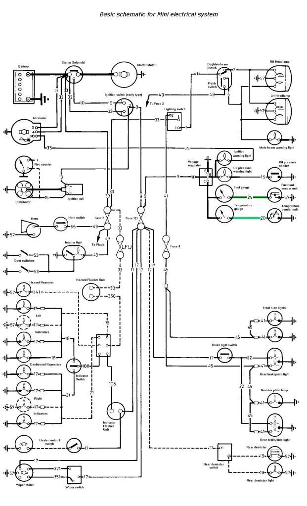 Rover Mini Spi Wiring Diagram Jeep