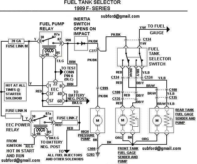 Marvelous F250 Fuel Pump Wiring Diagram Diagram Data Schema Wiring Cloud Lukepaidewilluminateatxorg