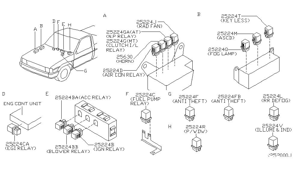 eh 1004 nissan frontier starter relay location on engine diagram 2002 nissan schematic wiring nissan frontier starter relay location