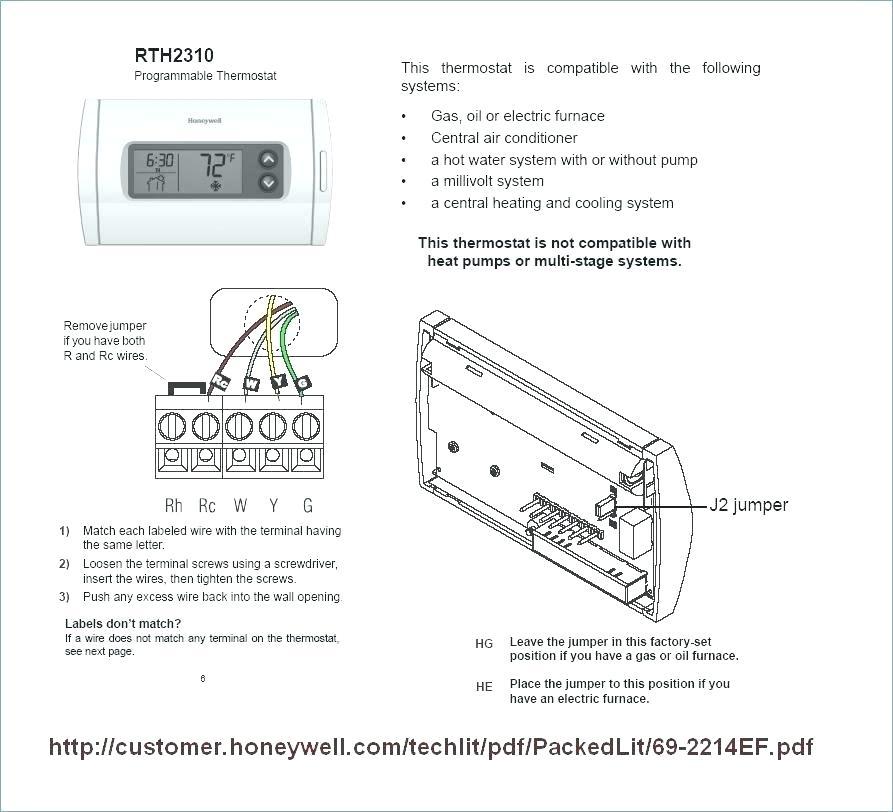 Honeywell Thermostat Ct410b Wiring