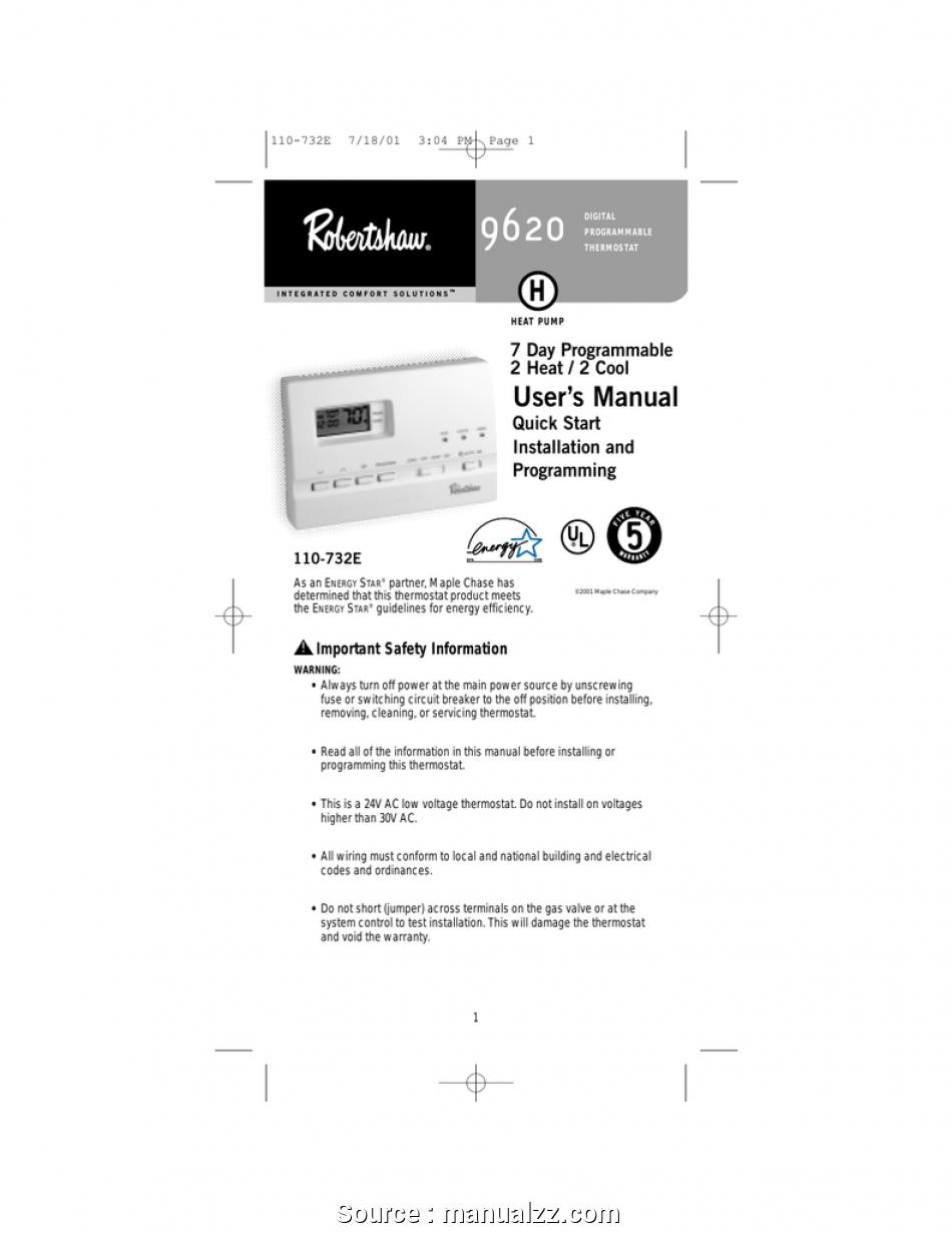 Pleasant Wrg 4272 Wiring Diagram Robertshaw Thermostat Wiring Cloud Ostrrenstrafr09Org