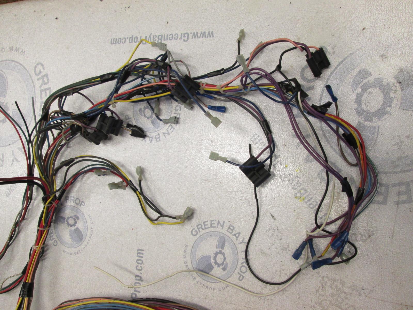 1986 bayliner fuse diagram hw 5810  bayliner wiring harness wiring diagram  bayliner wiring harness wiring diagram