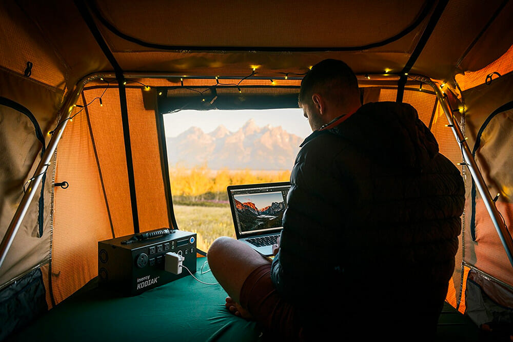 Admirable What Is A Solar Generator Best Powered Boxes To Take Camping Wiring Cloud Intelaidewilluminateatxorg