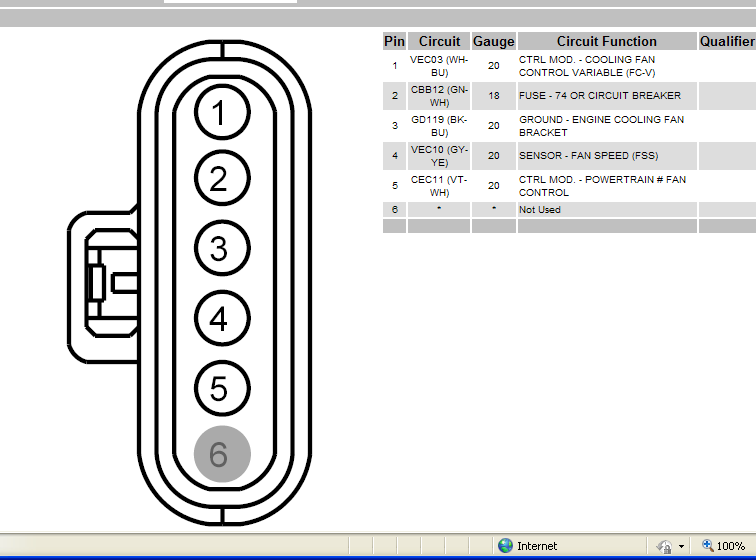 XD_3770 Fan Clutch Wiring P0483 Fan Clutch Diagnosis ...