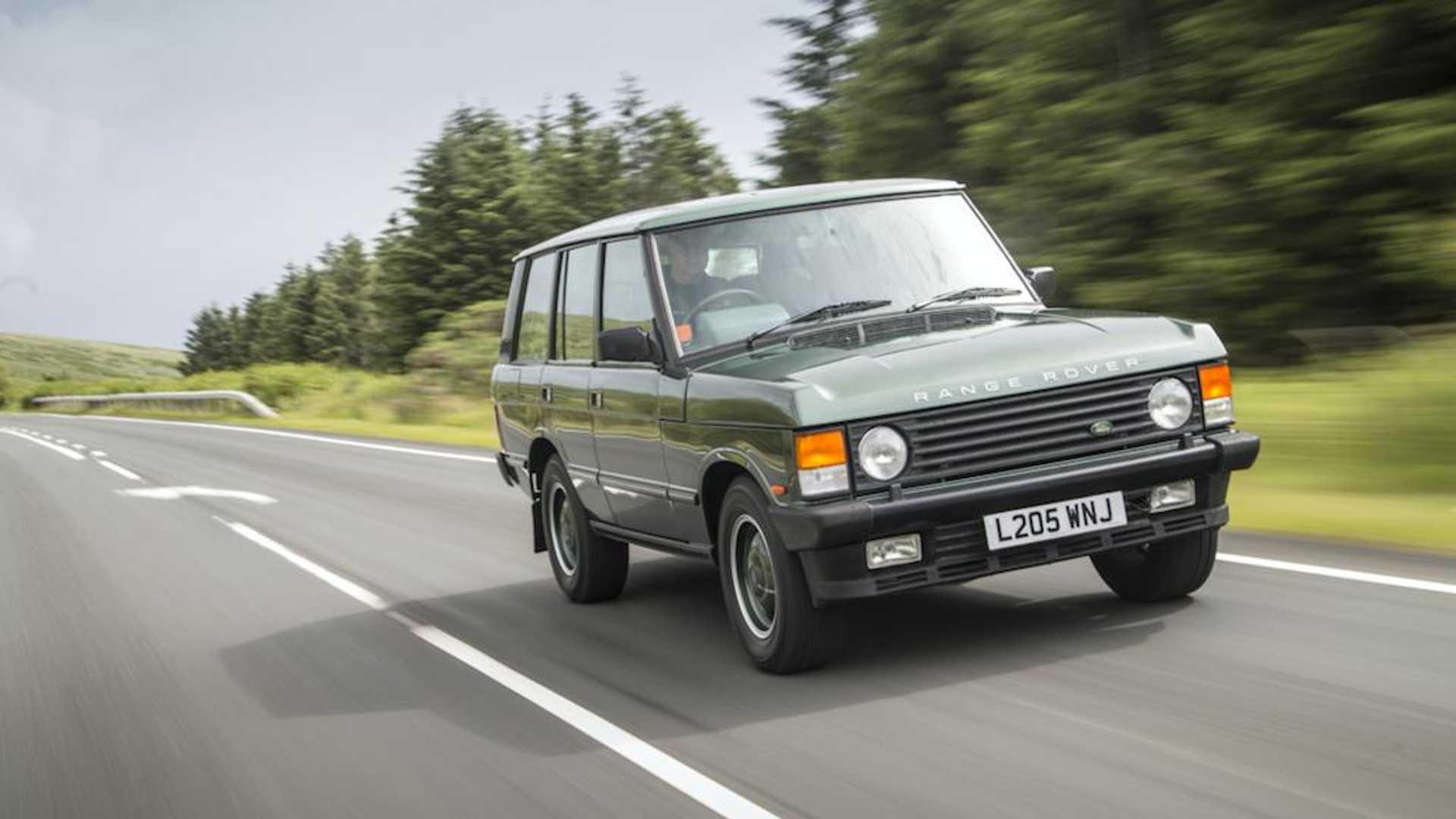 Xc 6322  1990 Range Rover Classic Fuse Box Car Wiring