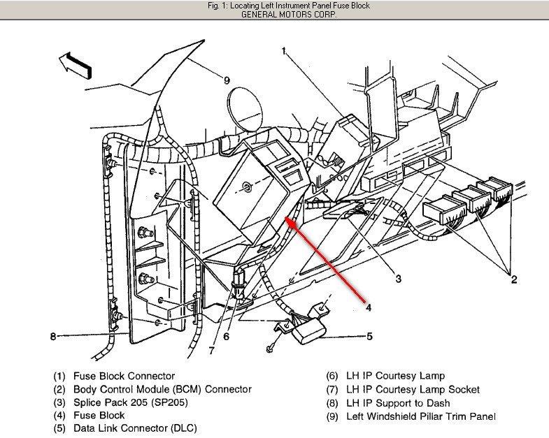 2004 chevrolet silverado 2500hd wiring diagram  3 light