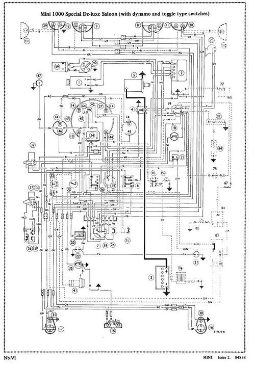 BL_9761] Cooper Wiring Diagram Mini Cooper Wiring Diagram Morris Mini Wiring  On Download DiagramPush Dadea Inama Rele Mohammedshrine Librar Wiring 101