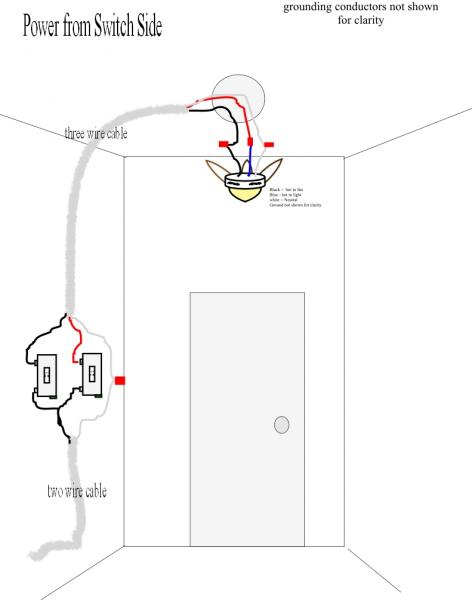 My 9819 Wiring A Fan Light Switch Diagram Download Diagram