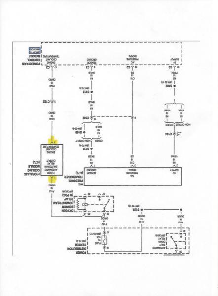 2001 jeep grand cherokee radiator fan wiring diagram jeep