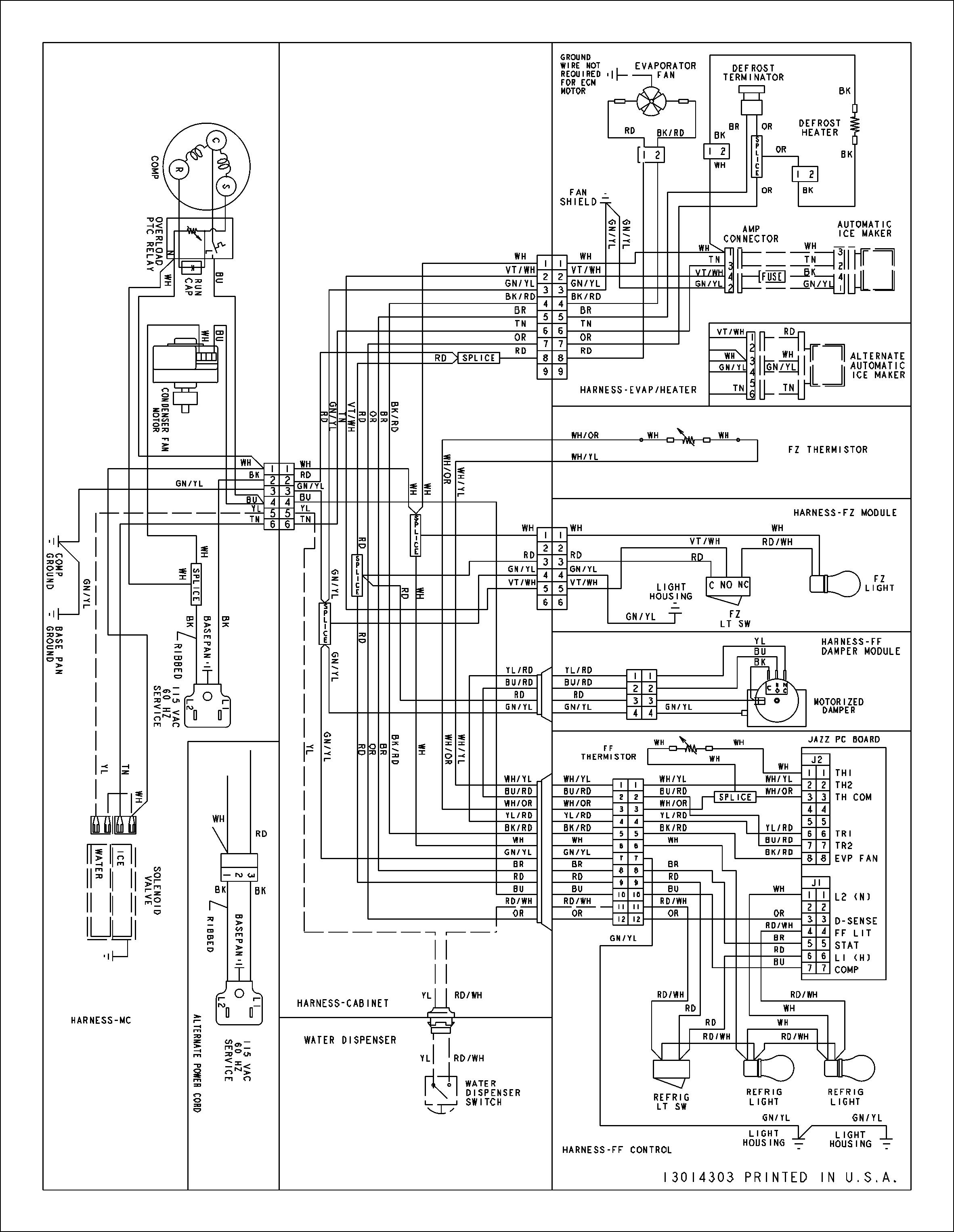 VD_8648] Amana Ned5100Tq1 Wiring Diagram Model Schematic WiringAnimo Rect Momece Sheox Plan Vira Mohammedshrine Librar Wiring 101