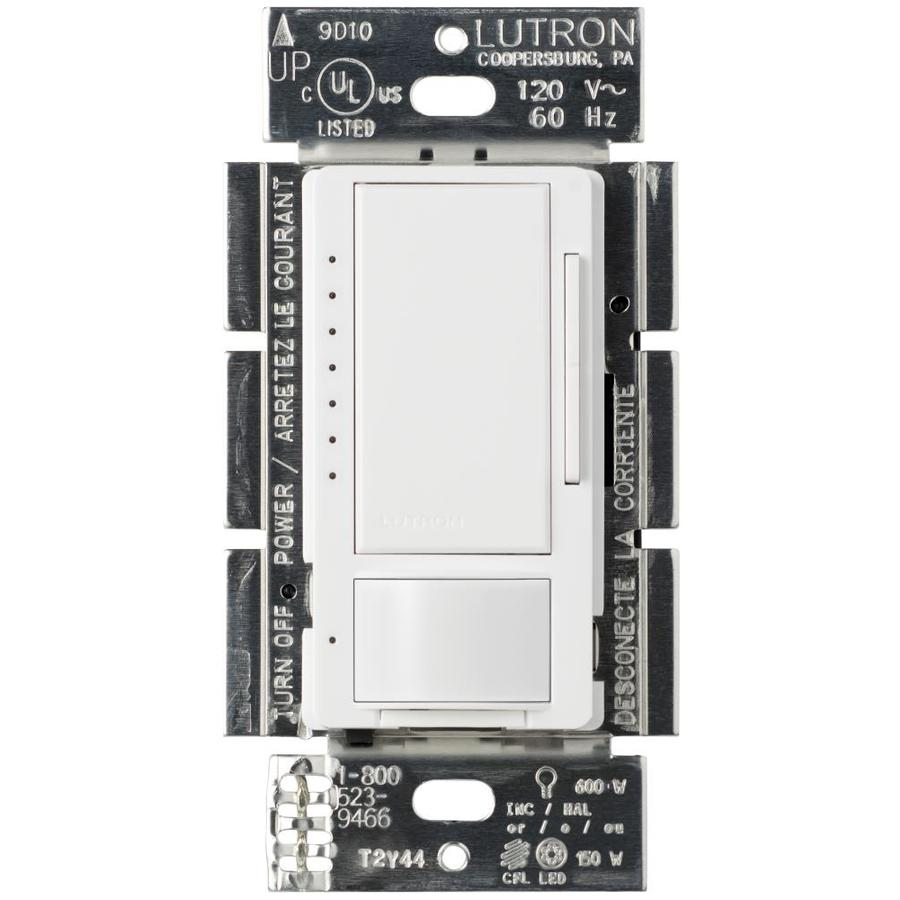 Fantastic Lutron Maestro Multi Location White Motion Occupancy Vacancy Sensor Wiring Cloud Onicaxeromohammedshrineorg