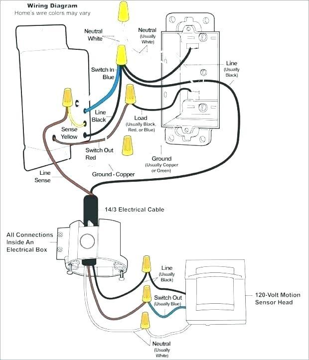 Lutron Maestro Motion Sensor Switch Wiring Diagram
