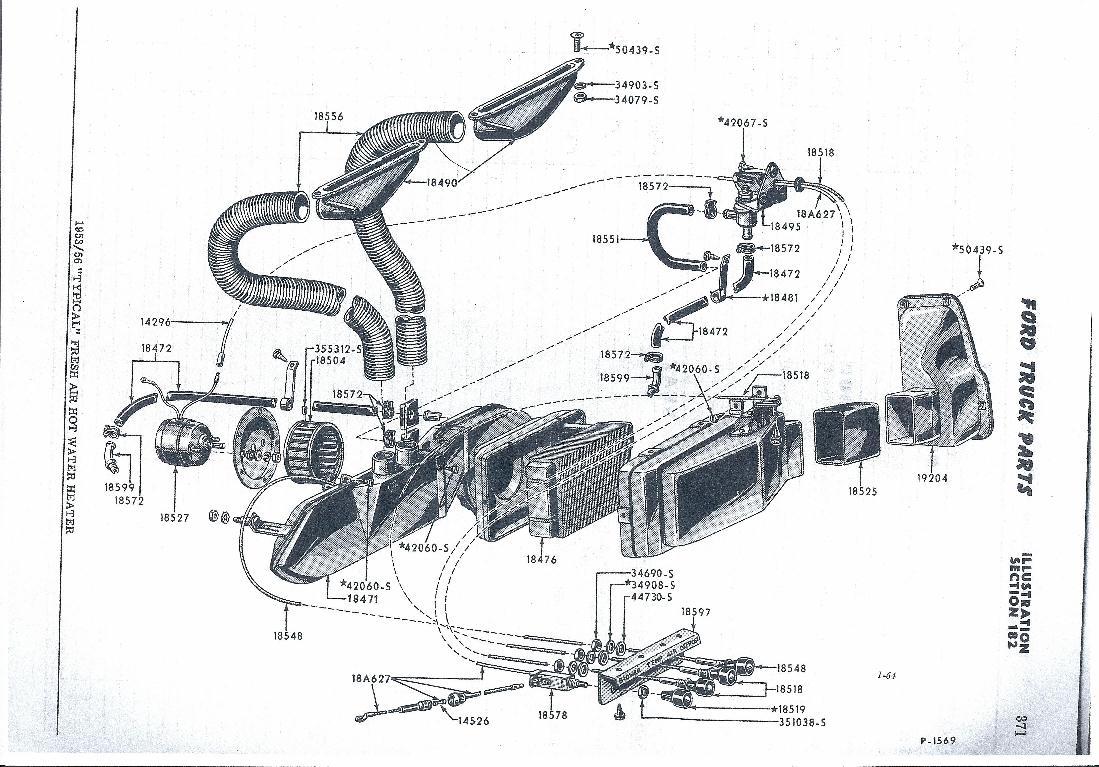 [FPWZ_2684]  HG_5191] 1960 Ford F100 Wiring Schematic Wiring | 1966 Ford Pick Up Heater Wiring Diagram |  | Xrenket Plan Waro Vira Mohammedshrine Librar Wiring 101