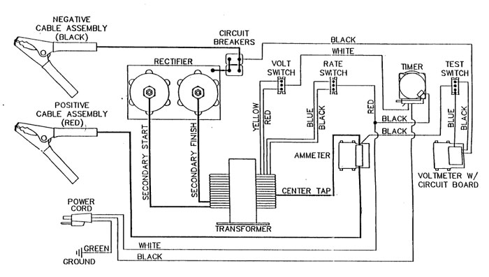 Fs 6881 Century Battery Charger Wiring Diagram Download Diagram