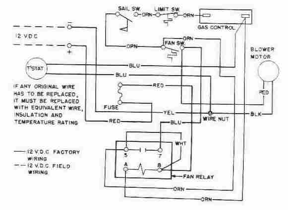 Ry 7213  Oil Furnace Fan Relay Wiring Diagram Free Download Wiring Diagram Wiring Diagram