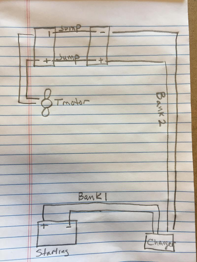 3 Bank Charger Wiring Diagram Fuse