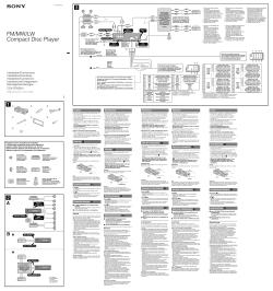 Fine Sony Cdx Gt630Ui Wiring Diagram Schema Wiring Diagram Wiring Cloud Xortanetembamohammedshrineorg