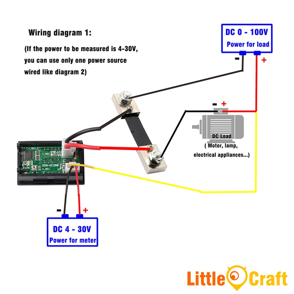 Wy 3930 Voltmeter With Shunt Wiring Diagram Download Diagram