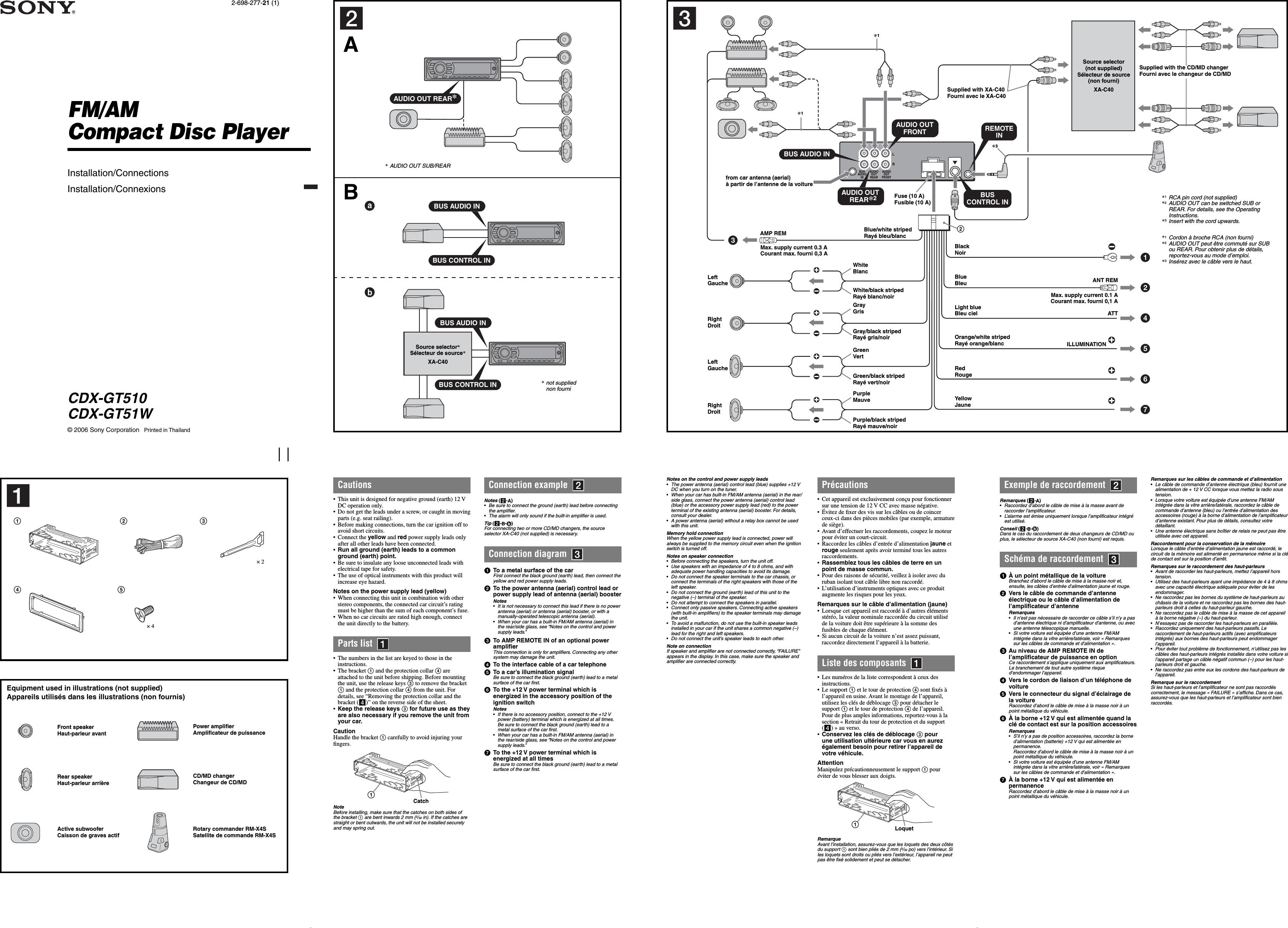CH_7800] Sony Cdx Gt240 Wiring Diagram Download DiagramOmit Lotap Mohammedshrine Librar Wiring 101