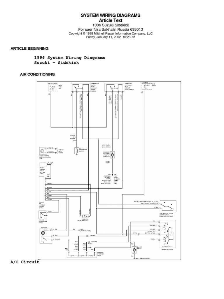 [SCHEMATICS_48IS]  XF_0501] 1998 Suzuki Esteem Fuse Box Diagram Wiring Diagram | 1998 Suzuki Esteem Wiring Diagrams |  | Wedab Vell Waro Hendil Mohammedshrine Librar Wiring 101