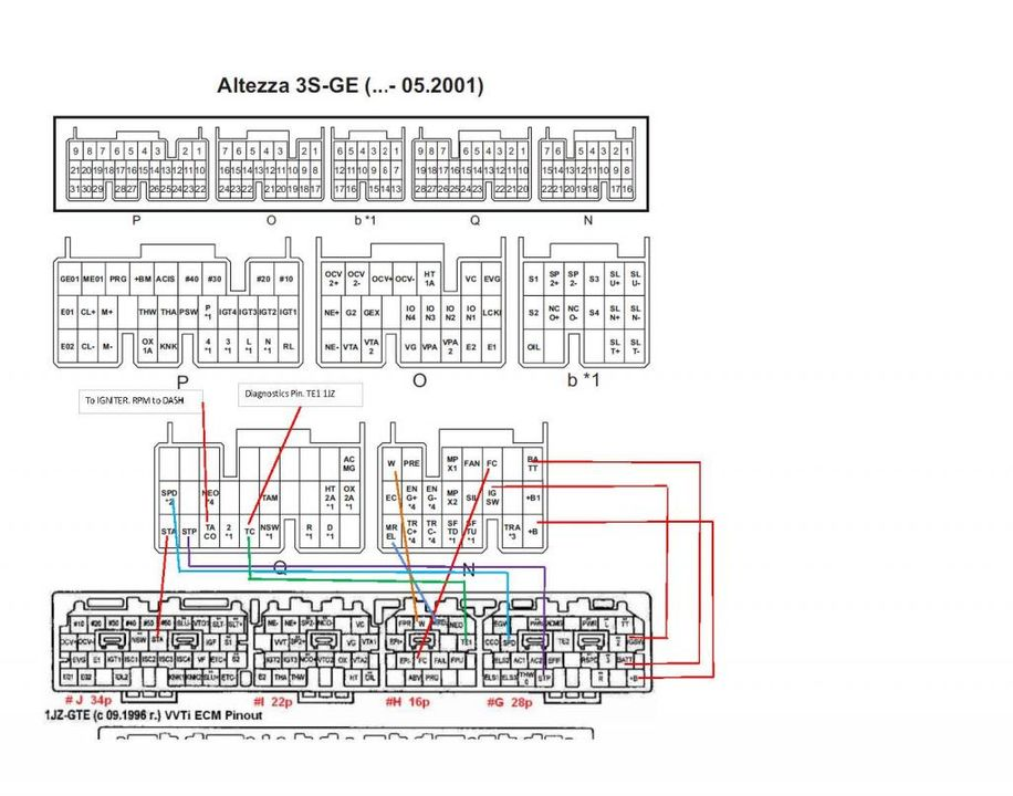3sge Beams Vvti Wiring Diagram - Wiring Diagram