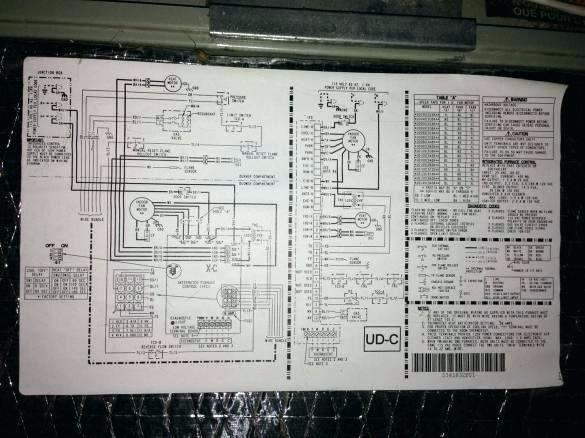 cy3676 american standard heat pump wiring diagram