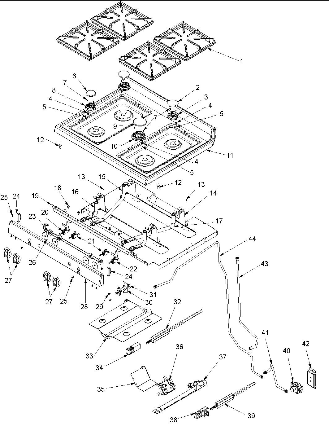 [SODI_2457]   Gas Cooktop Schematic Bolens Riding Mower Wiring Diagram -  auto-car2005.1996.the-rocks.it | Amana Electric Range Wiring Diagram |  | Bege Wiring Diagram Source Full Edition