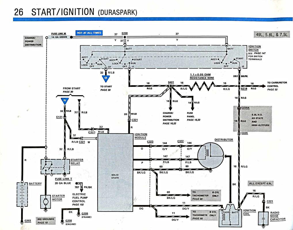 [SCHEMATICS_4NL]  EO_3870] Alternator Wiring Diagram 1982 E350 460 Download Diagram | Alternator Wiring Diagram 1982 E350 460 |  | Www Mohammedshrine Librar Wiring 101