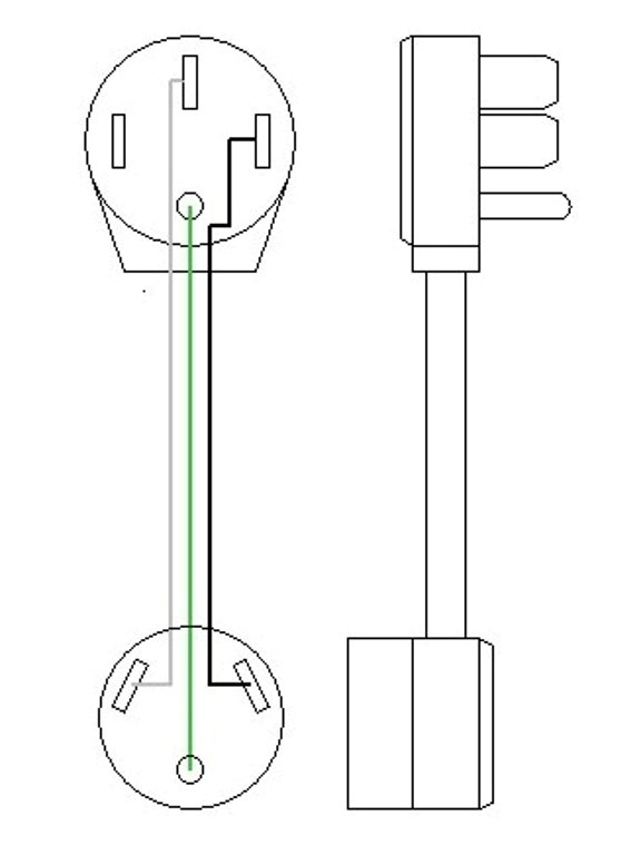 Surprising 50 Amp Male Plug Wire Diagram Wiring Diagram Library Wiring Cloud Domeilariaidewilluminateatxorg
