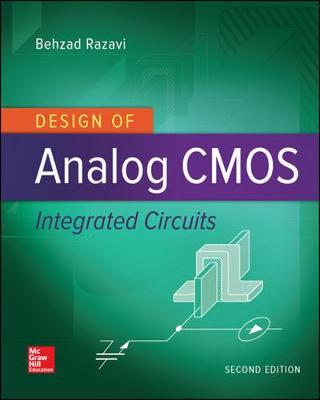 Incredible Design Of Analog Cmos Integrated Circuits Book By Behzad Razavi 4 Wiring Cloud Xortanetembamohammedshrineorg