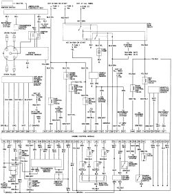 Sensational Accord Wiring Diagram Carbonvote Mudit Blog Wiring Cloud Dulfrecoveryedborg