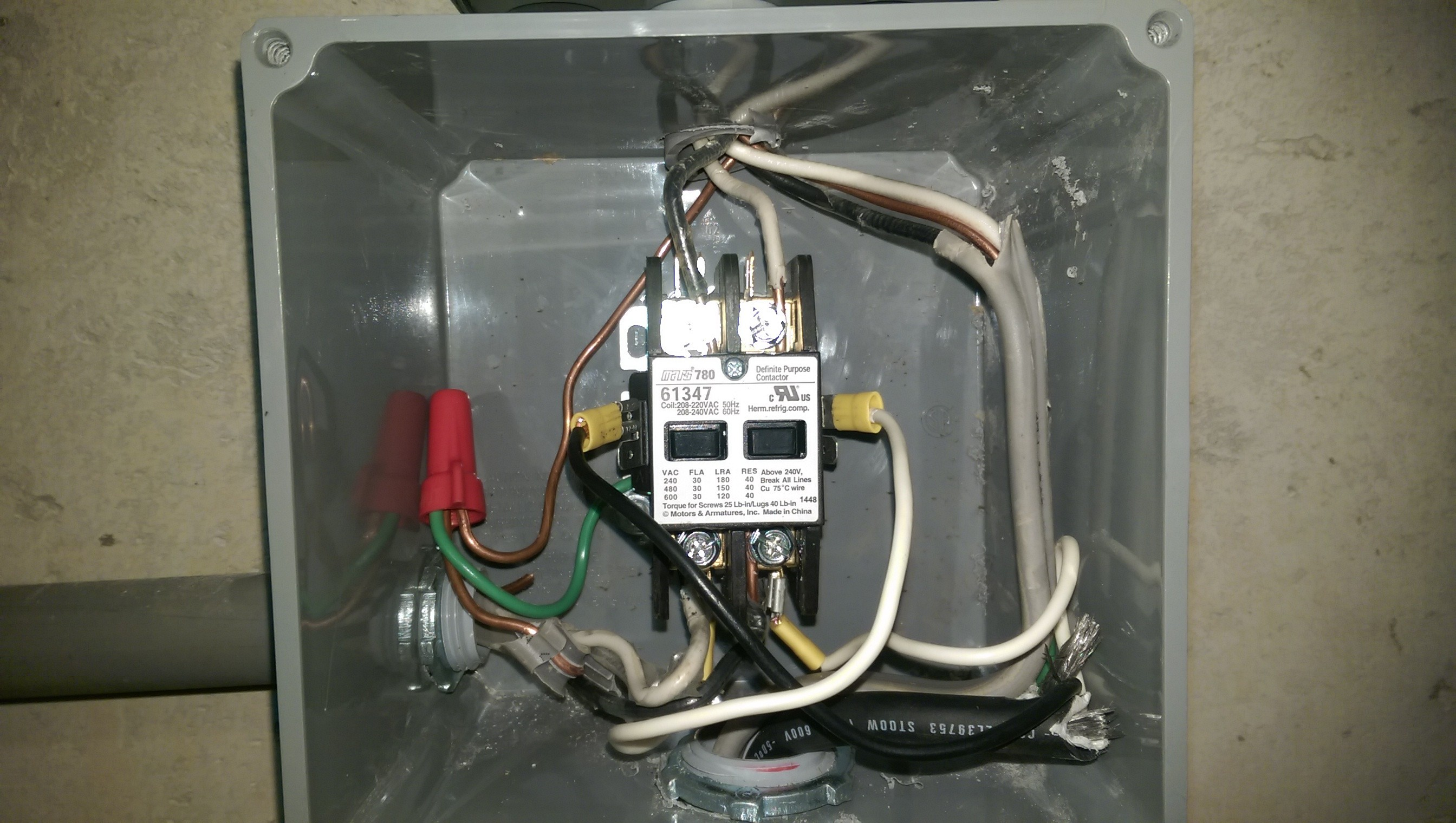 WT_9412] Wiring A Contactor Switch Free DiagramGram Botse Itis Viewor Mohammedshrine Librar Wiring 101