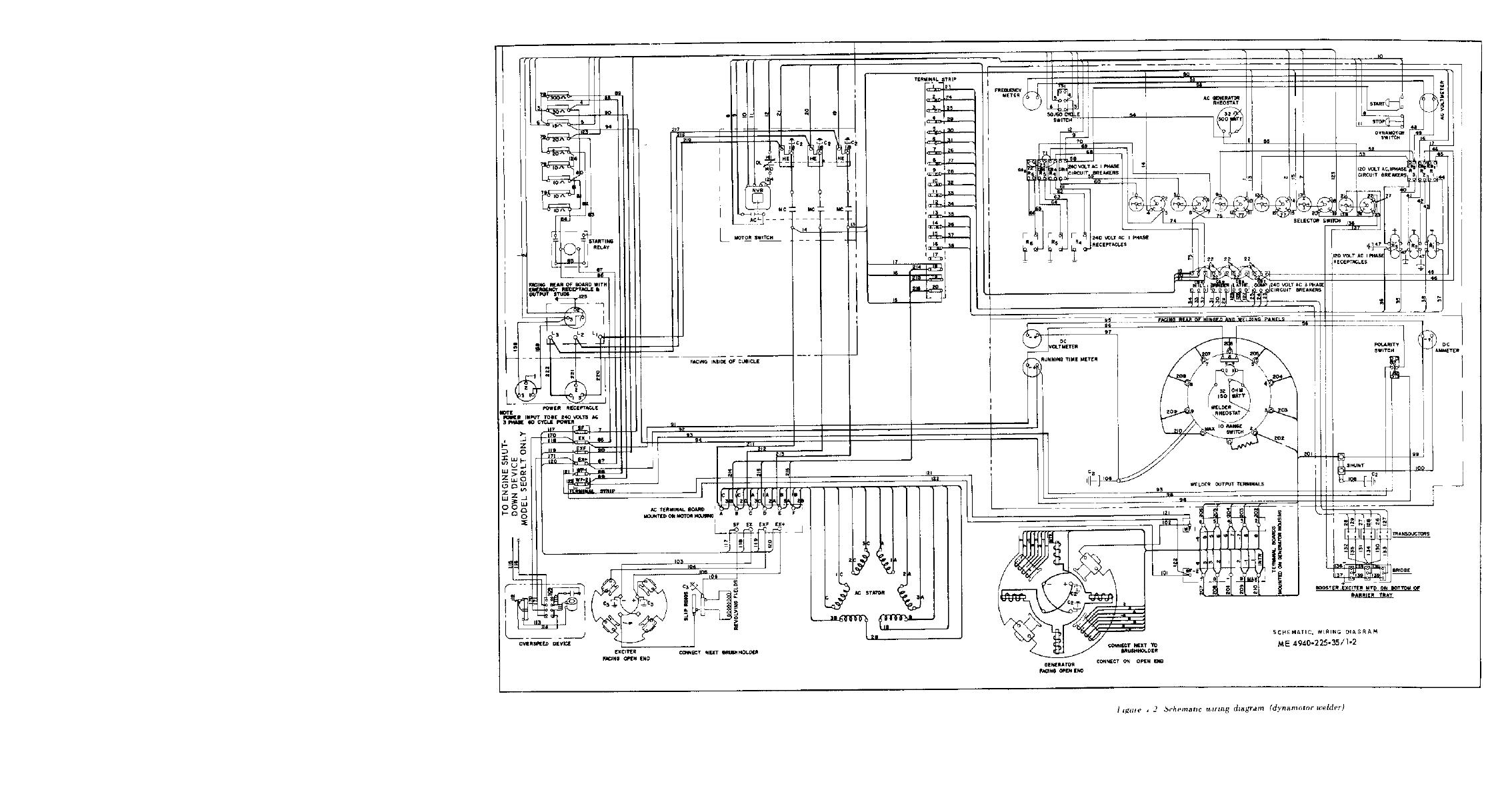 AT_1311] 250 Lincoln Wiring Diagram Idealarc Get Free Image About Wiring  Wiring Diagram