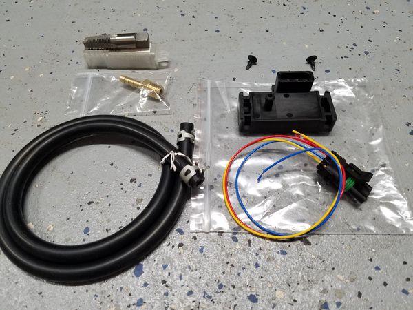 Brilliant Ls1 Ls6 Lsx 3 Bar Map Sensor Compete Kit For Sale In Lewisville Tx Wiring Cloud Grayisramohammedshrineorg