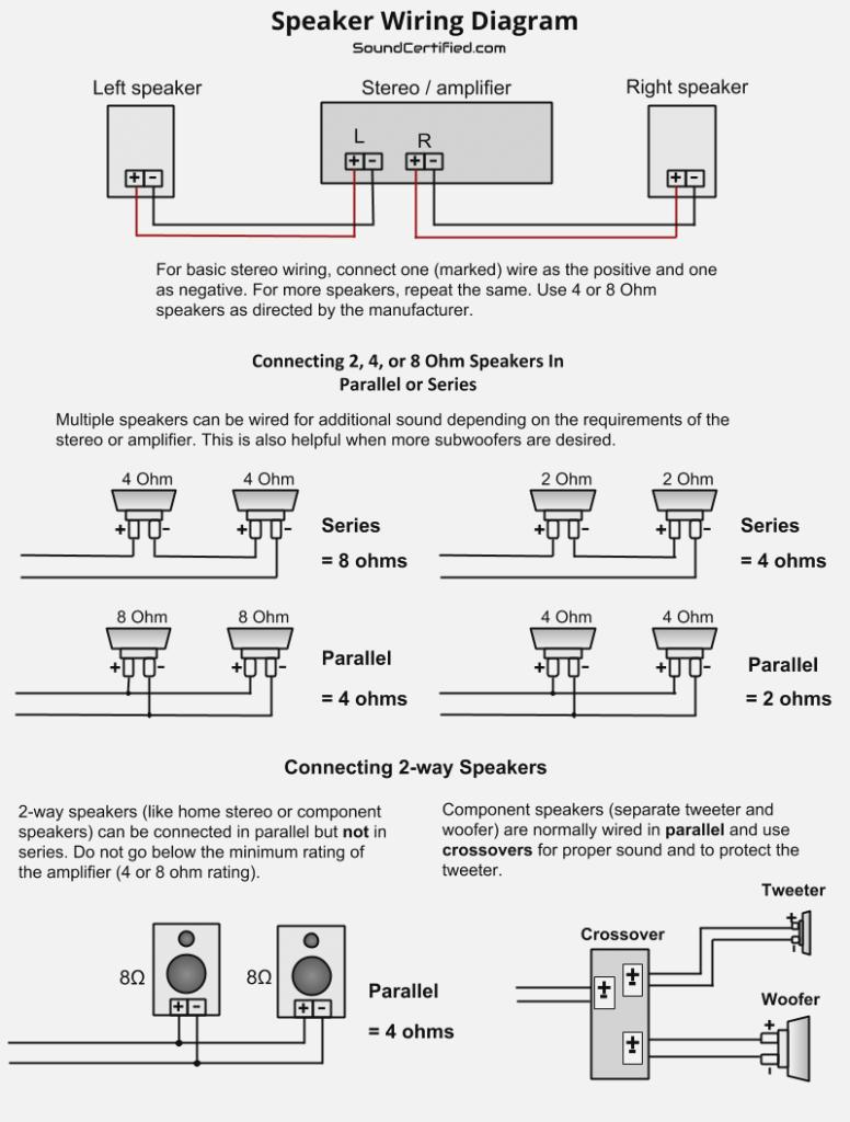 ZC_5346] Speaker Wiring Diagram 2 Ohm Subwoofer Wiring Diagram Wiring  SpeakersPhil Benkeme Mohammedshrine Librar Wiring 101