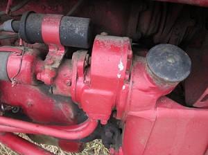 Fantastic International Farmall L300 350 Hydraulic Pump Wiring Cloud Waroletkolfr09Org