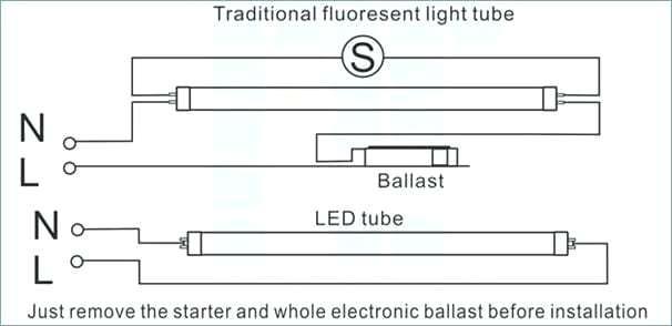 Tt 0196 T8 Fluorescent Light Wire Diagram Free Diagram
